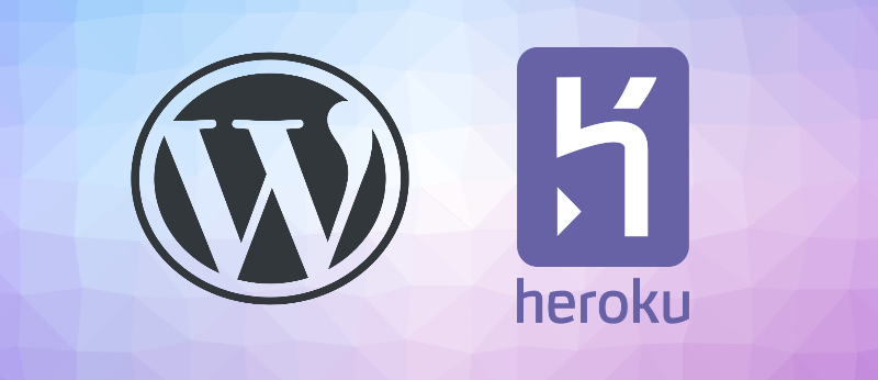 5. Deploying WordPress To Heroku